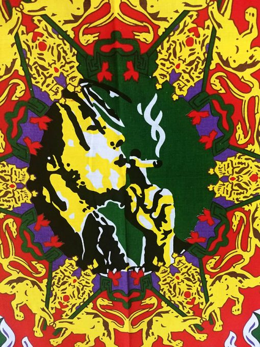 Tenture Bob Marley Rasta Reggae