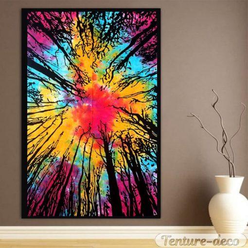 Tenture Nature Multicolore