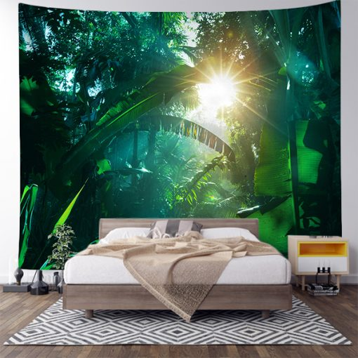 Tenture Nature Tropicale