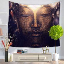 Tentures Bouddha