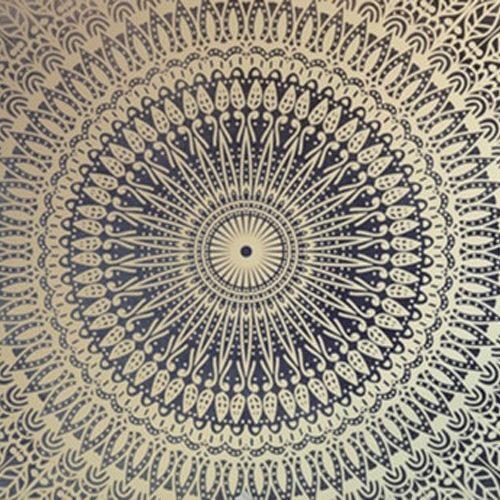 tenture murale zen mandala indien