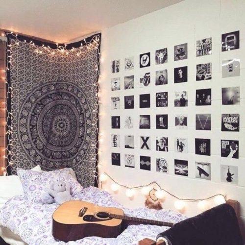 deco murale chambre ado