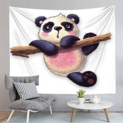 panda chambre bebe