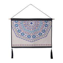 tenture boho hippie