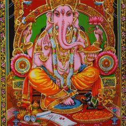 tenture hindou ganesh