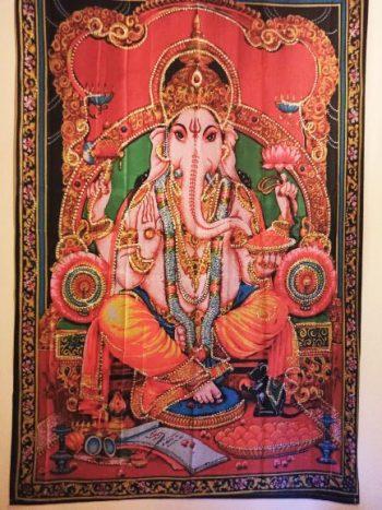 tenture murale hindousime