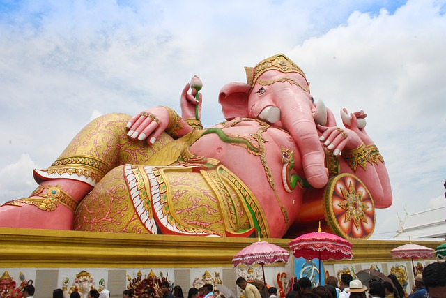 temple hindou ganesh